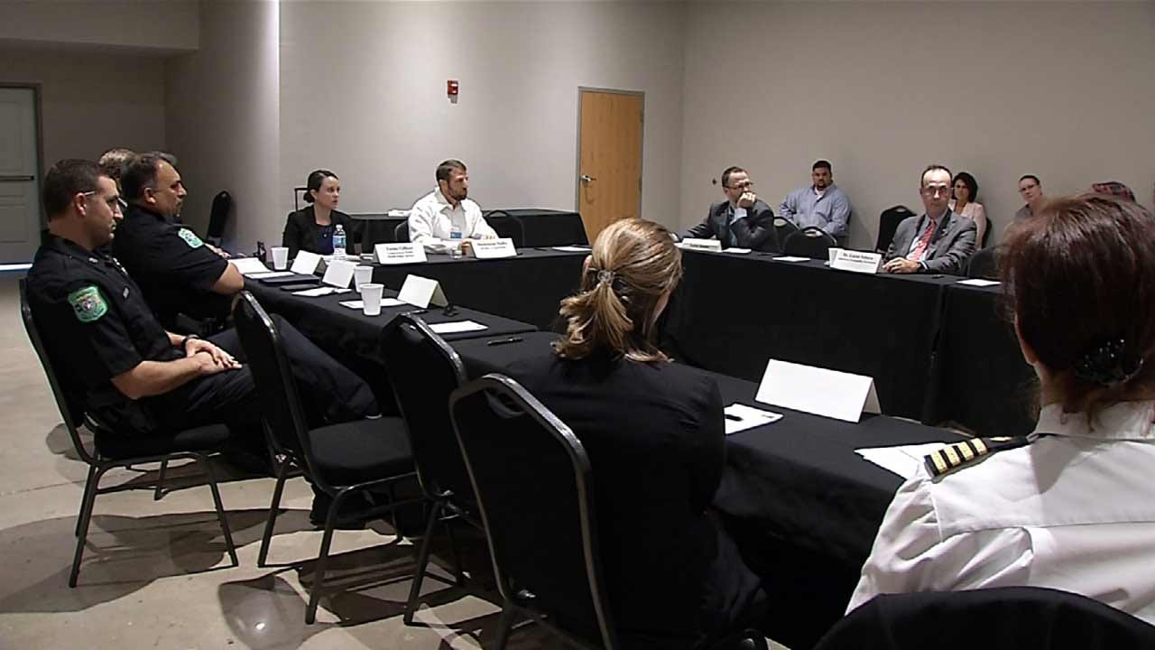 Congressman Holds Round Table In Hopes Of Halting Growing Drug Problem