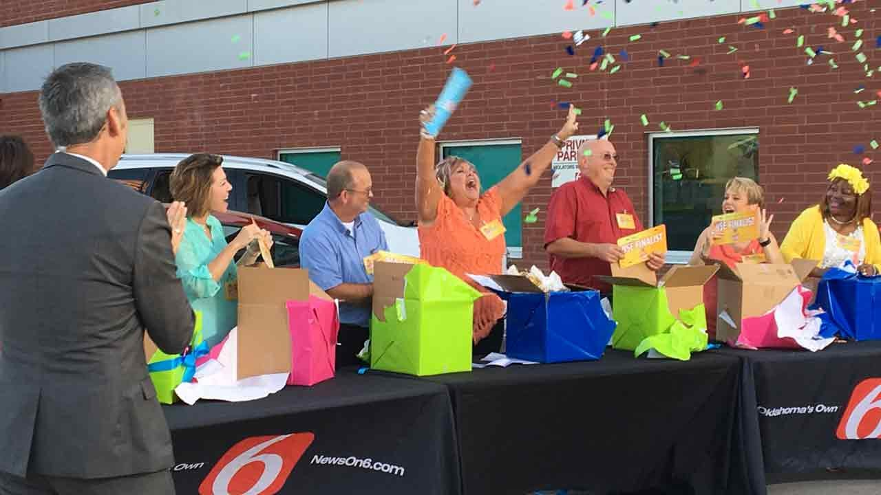 Kim Gilbert Of Bristow Wins Ford Mustang In Best Summer Ever Contest