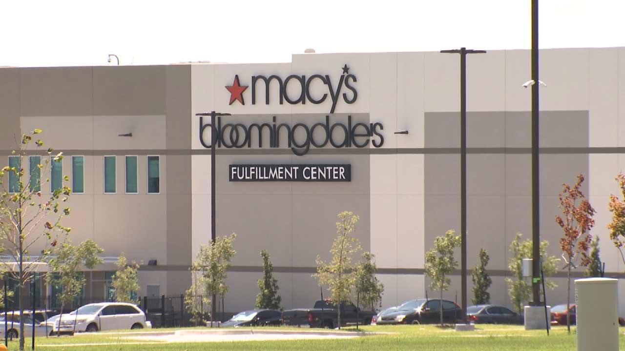 Macy's Store Closures Won't Impact Owasso Fulfillment Center