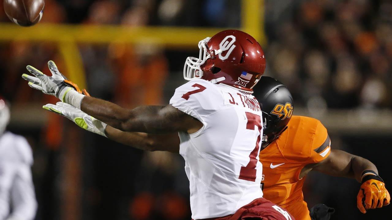 OU Football: No Charges, No Suspension For Jordan Thomas