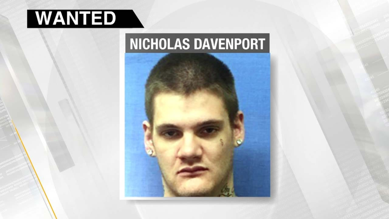 Suspect Arrested In Tulsa Murder