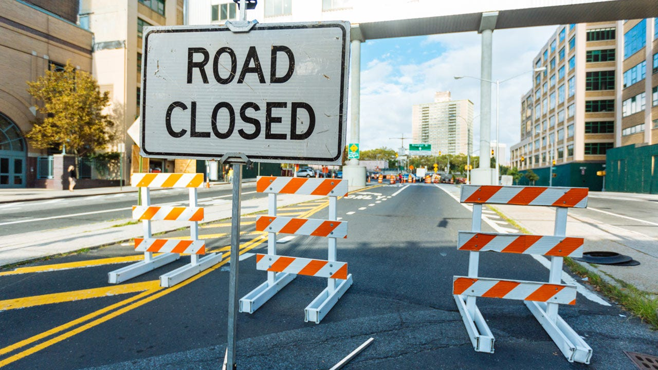 Bridge Repairs To Close Highways Around Downtown This Weekend