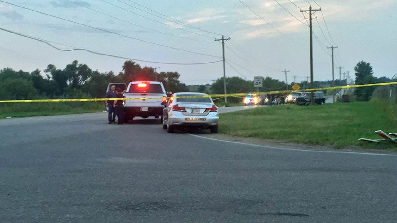 Deputies: Body Found On Side Of Catoosa Road Was Shot