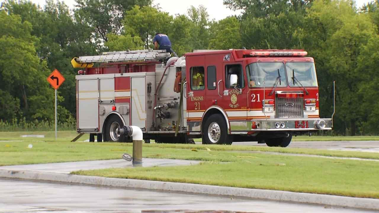Firefighters: $2.7M Grant Not Only Good For Department, But All Of Tulsa