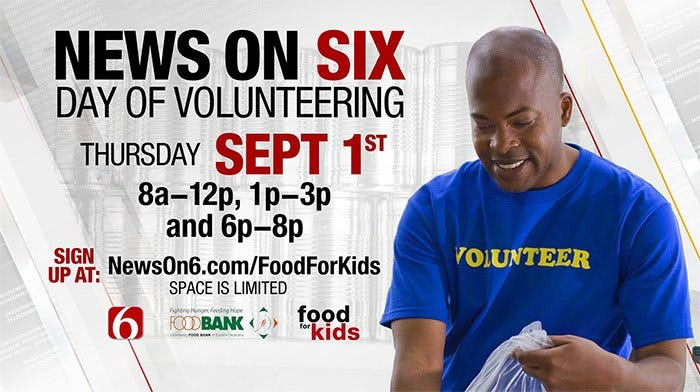Food For Kids Volunteer Day