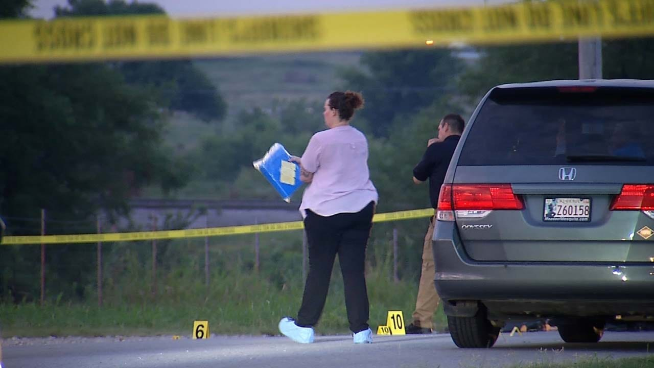 Investigators Looking For Answers After Body Found In Catoosa