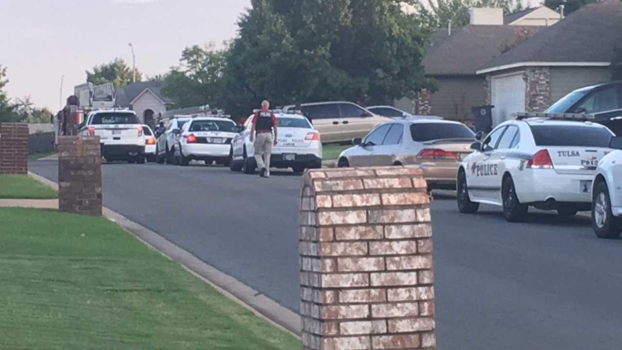 Police Identify Man Arrested In Deadly Tulsa Neighborhood Shooting