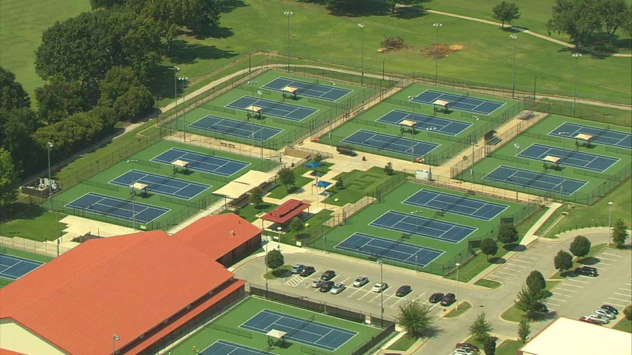 Additional Tennis Courts Planned For Tulsa's LaFortune Park