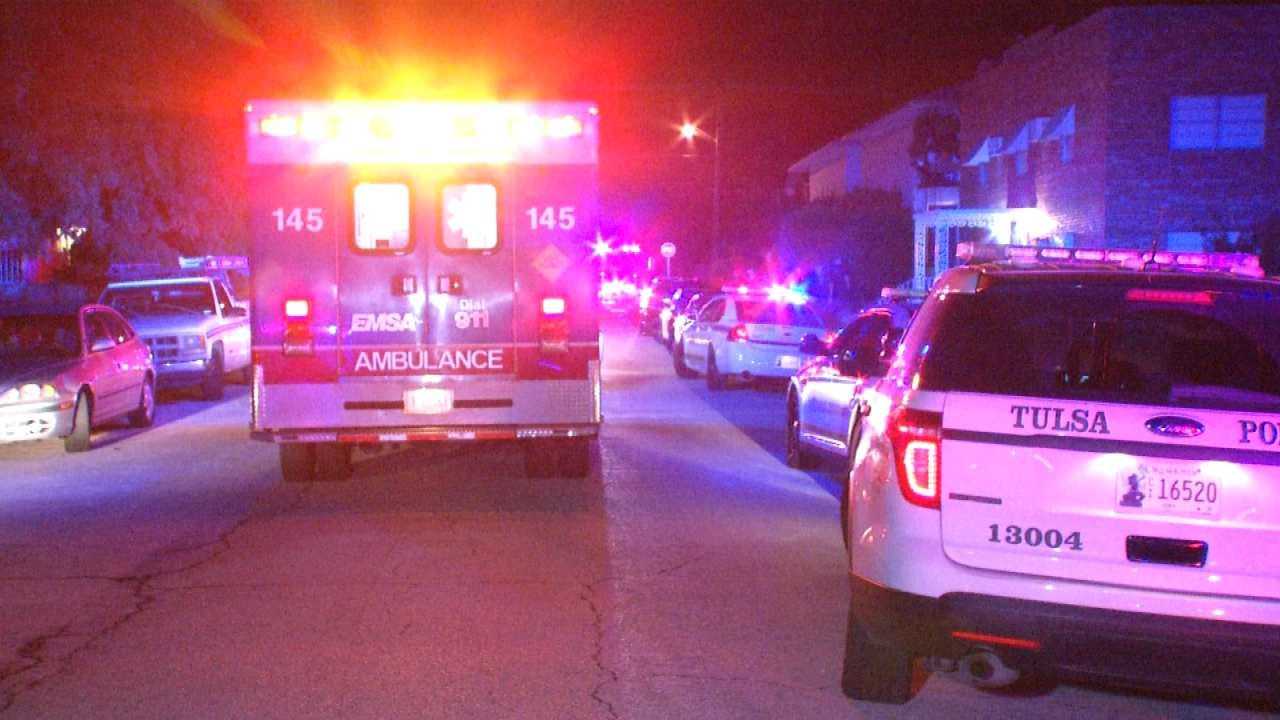 Police: Man Shot During Apparent Tulsa Home Invasion Robbery