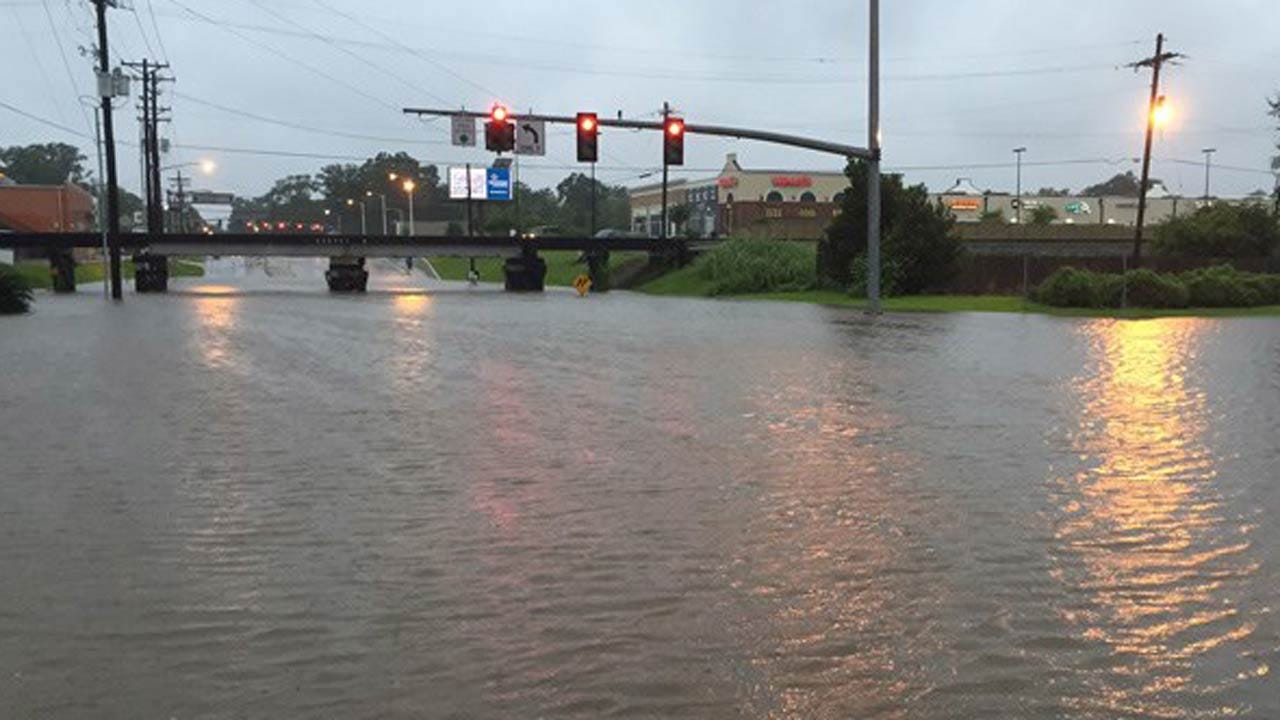 Swamped Louisiana Braces For More Rain