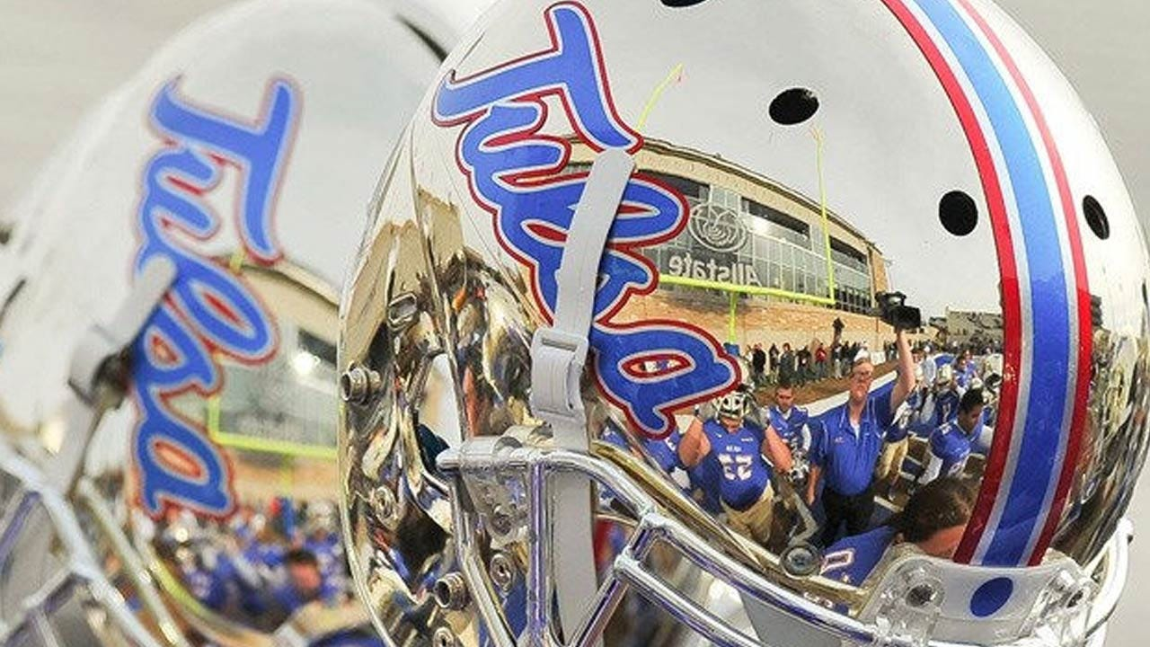 TU Football Wraps Week With Scrimmage At Fan Fest