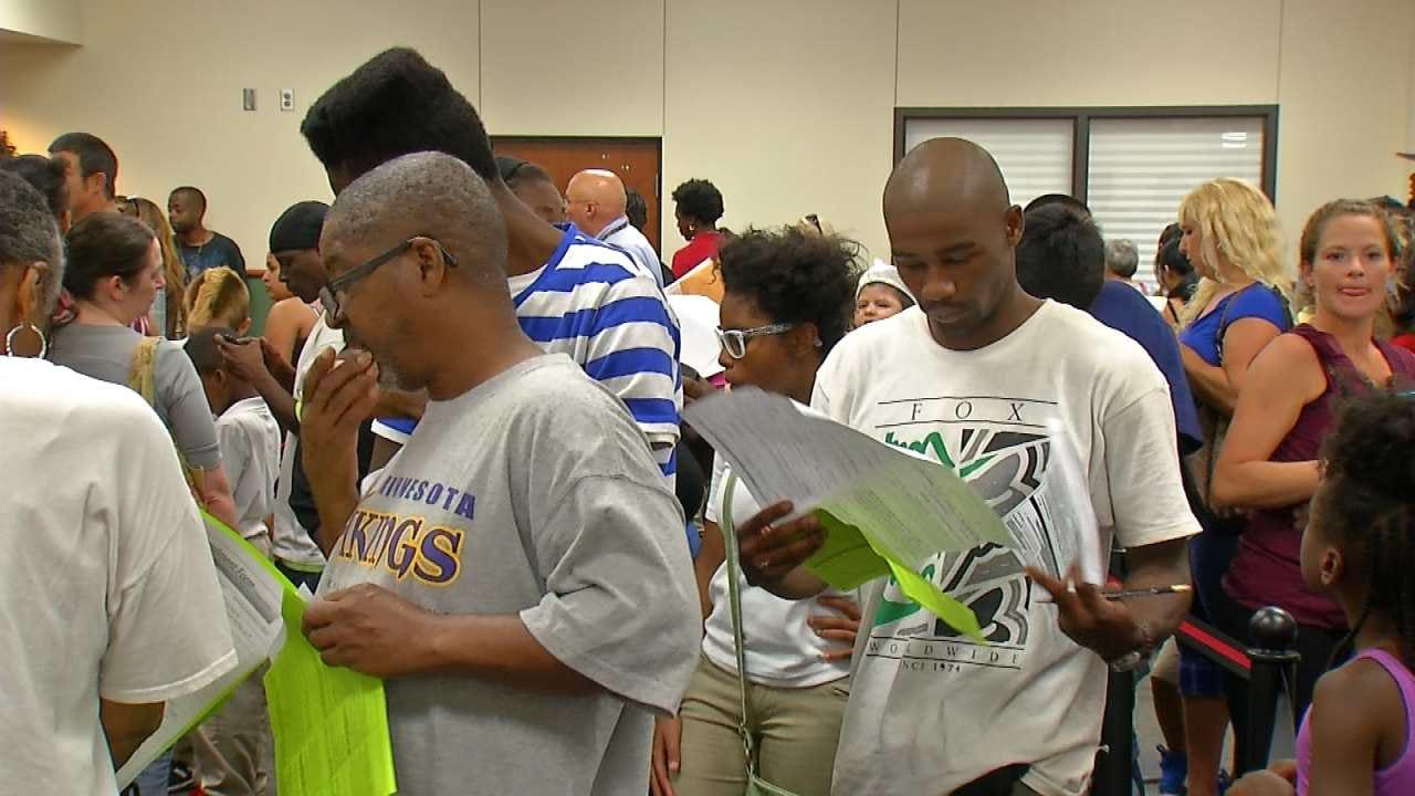 Tulsa Public Schools' Enrollment Center Open For Parents To Register Students