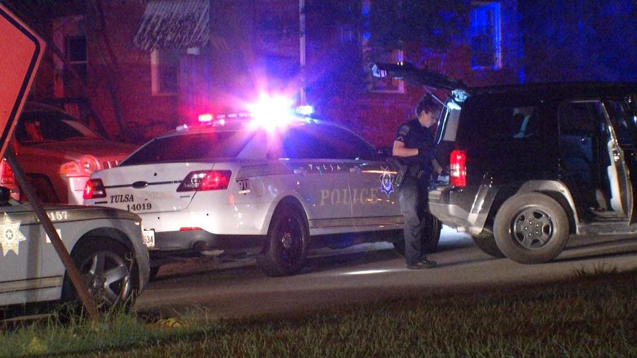 Two Arrested After Tulsa Police Chase Stolen SUV