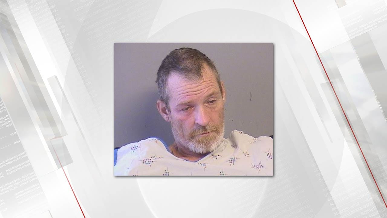 Tulsa Murder Suspect Released From Hospital, Booked Into Jail