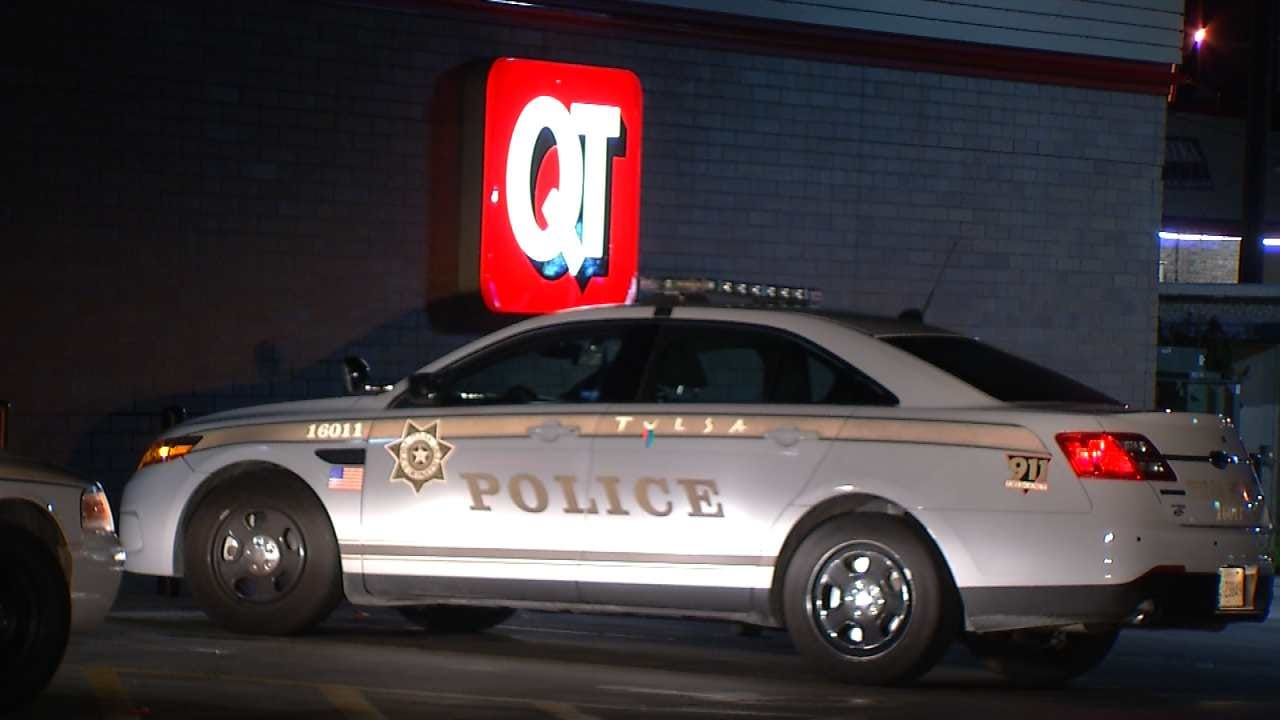 Men Armed With Knife Rob Tulsa QuikTrip Clerk