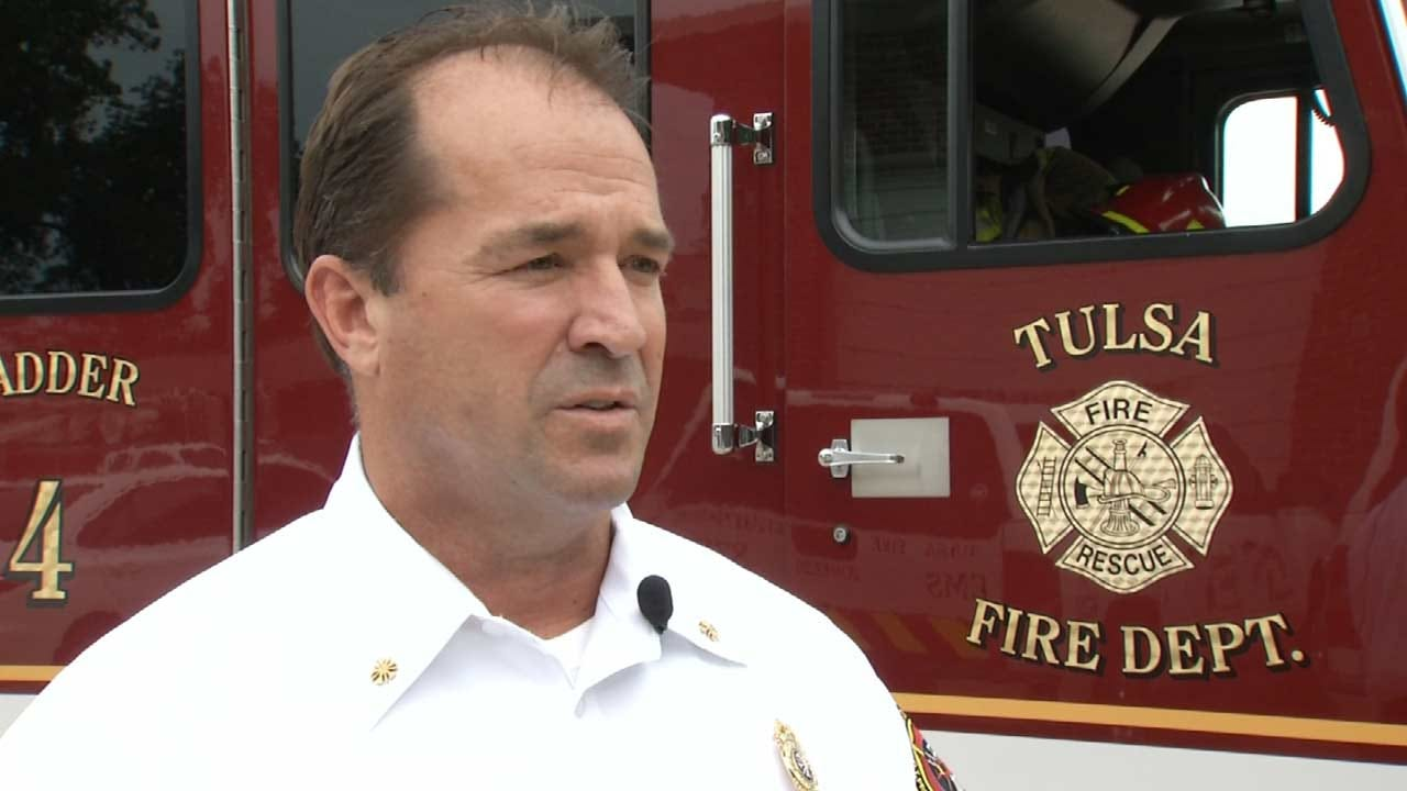 Tulsa Fire Department Survey Looks At EMS Response, Staffing Needs
