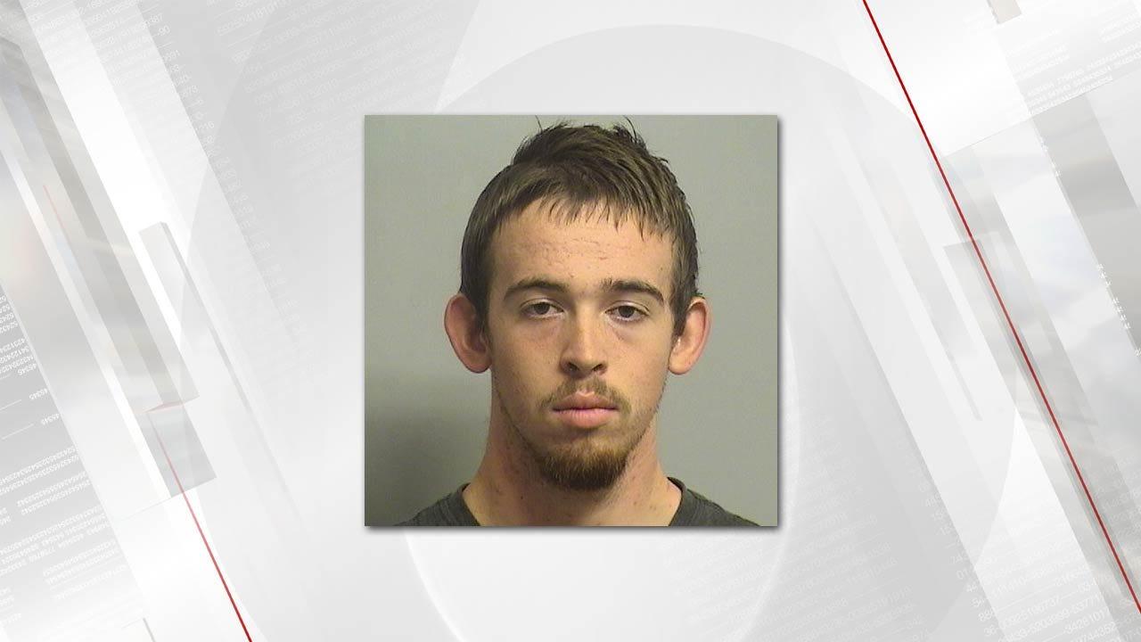 Victim, Witness Help Broken Arrow Police Capture Suspected Car Thief