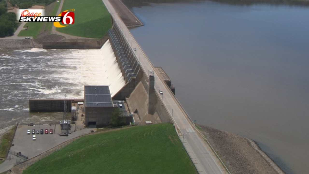 Corps To Close Highway Over Keystone Dam For Two Weeks
