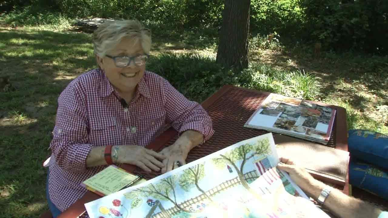 National Organization Recognizing Tulsa Woman's Neighborhood Service