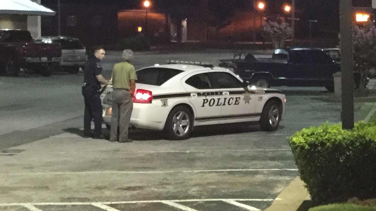 Tulsa Armed Robber Preys On Two Elderly Men