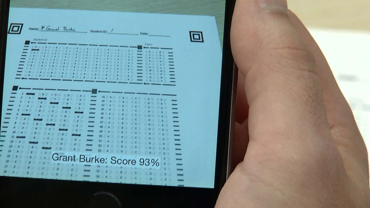 Tulsa Man's App Could Revolutionize Test-Taking For Teachers, Students