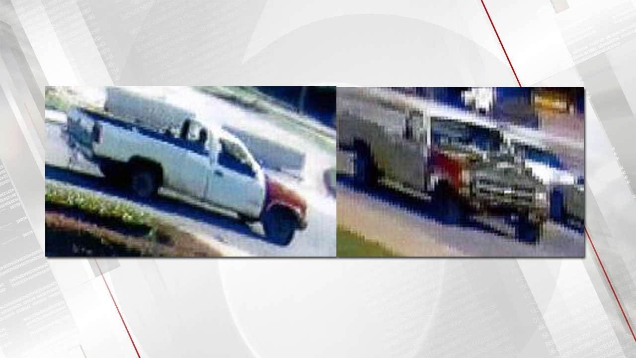Tulsa Police Search For Suspect Vehicle In Fatal Hit-And-Run