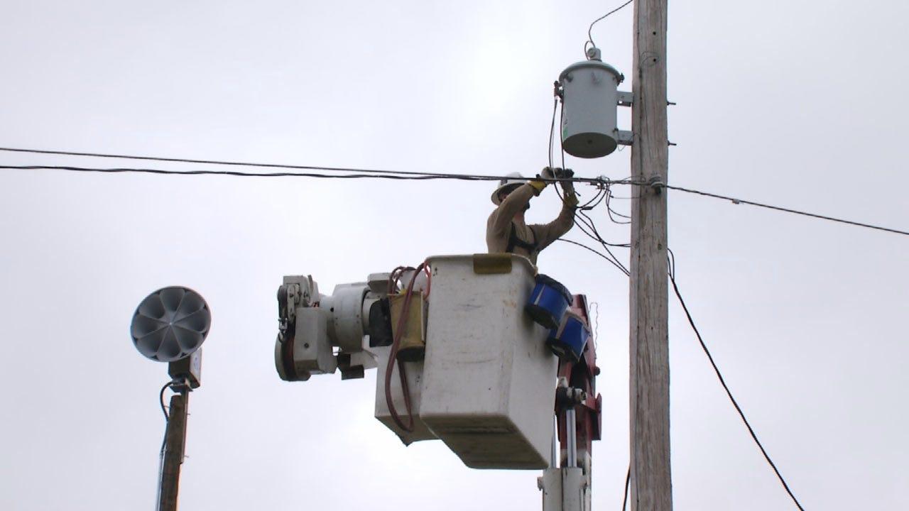 City Of Oologah Upgrades Decades-Old Tornado Sirens