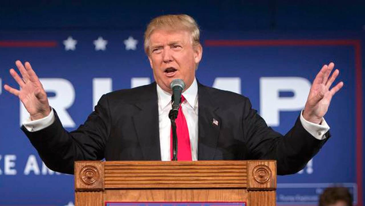 Donald Trump Shakes Up Campaign Team