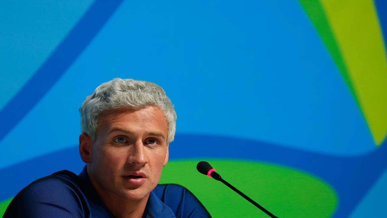 Judge Orders US Olympic Swimmers To Stay In Rio Over Robbery Questions