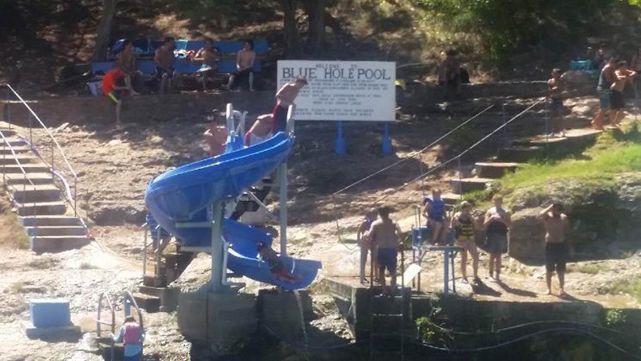 Texas Man Drowns At Turner Falls