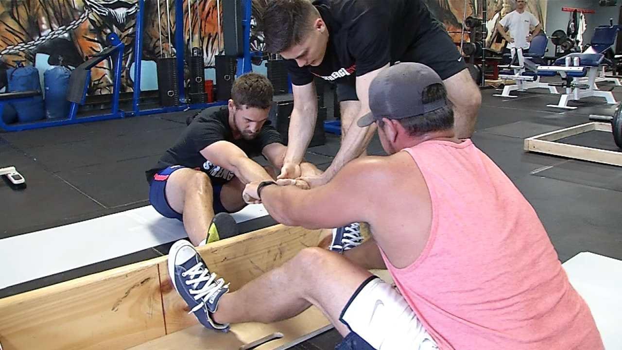 Two Broken Arrow Athletes Set To Represent U.S. In MAS Wrestling World Championship