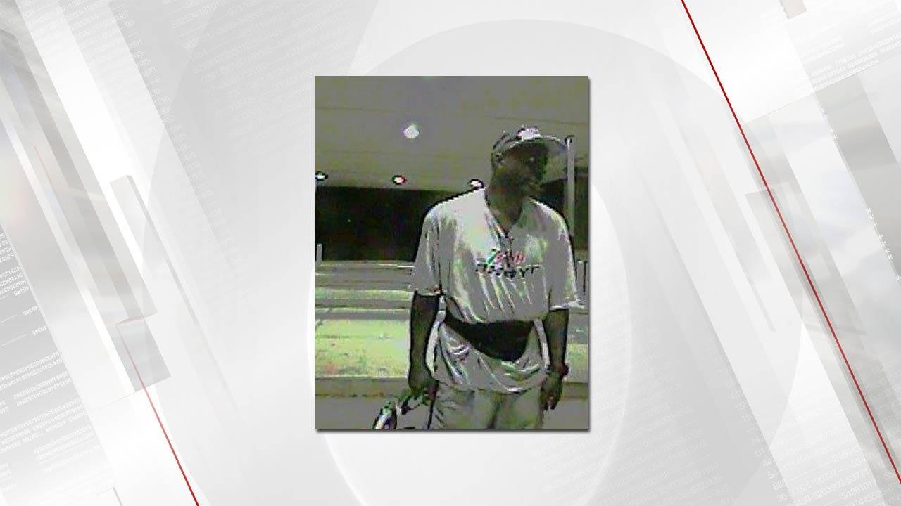 Muskogee Police Need Help Identifying Robbery Suspect