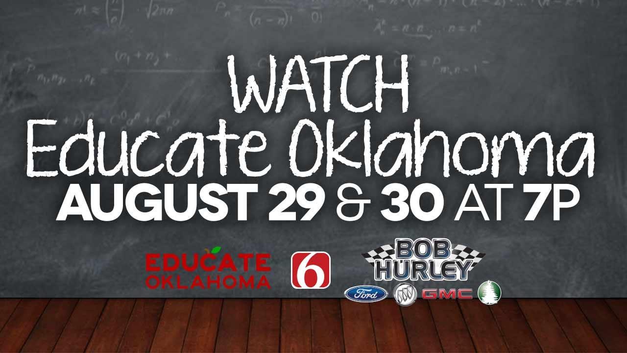 News On 6 Begins 'Educate Oklahoma' Initiative