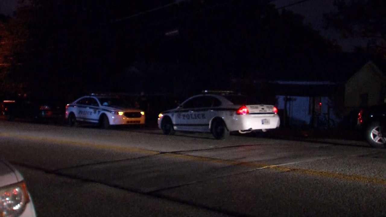 Police Seek Person Of Interest In Tulsa Hammer Assault