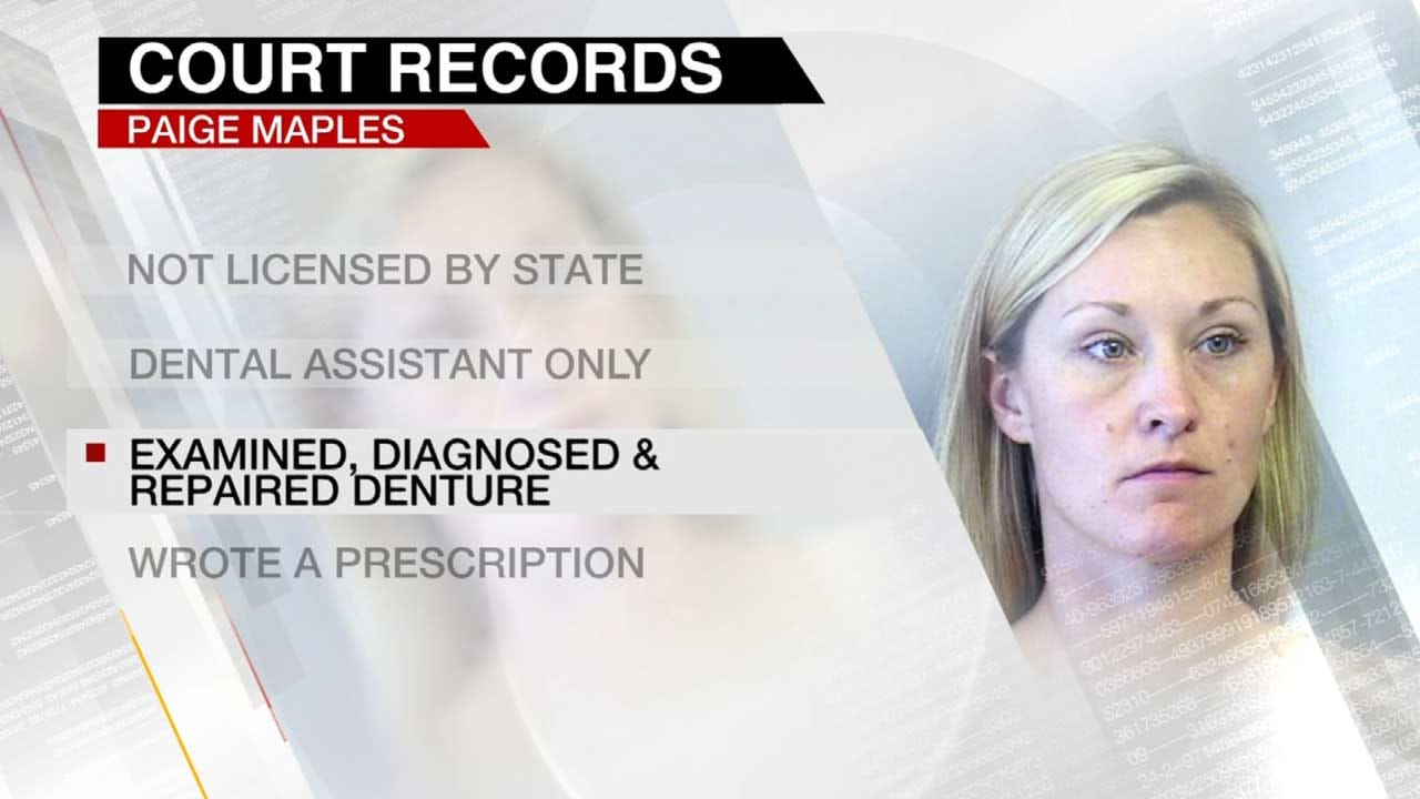 Tulsa Woman Charged With Impersonating Dentist Angers Patient
