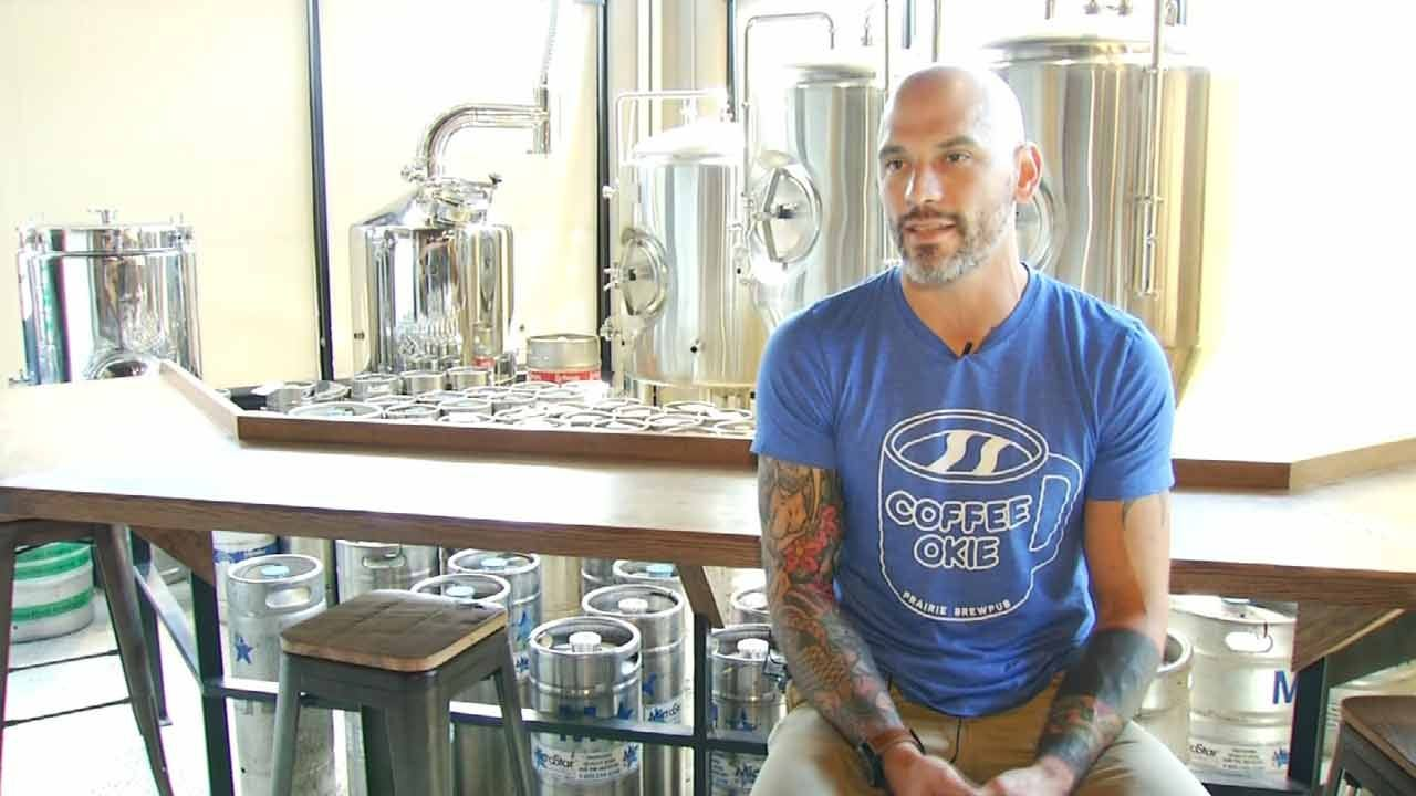 ABLE Blocks Law Allowing OK Brewers To Sell High-Point Beer