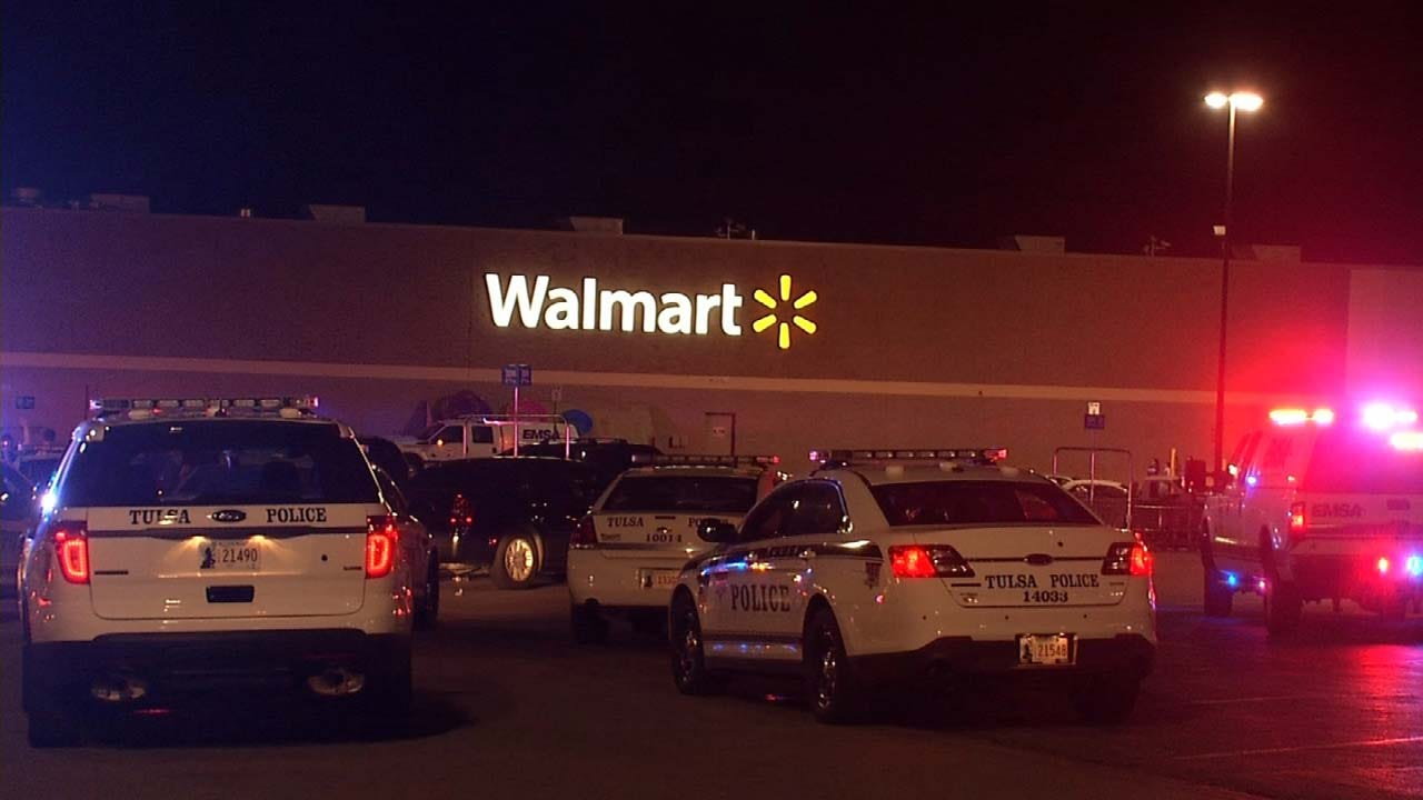Crime At Tulsa Walmarts Ties Up Time, Money For Tulsa Police