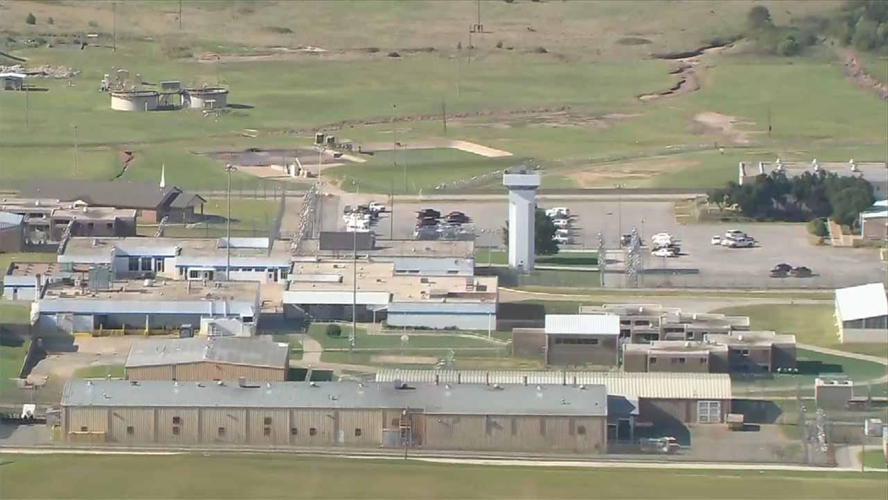 Mother Believes Prisoners Beat Son To Death At Hominy Facility