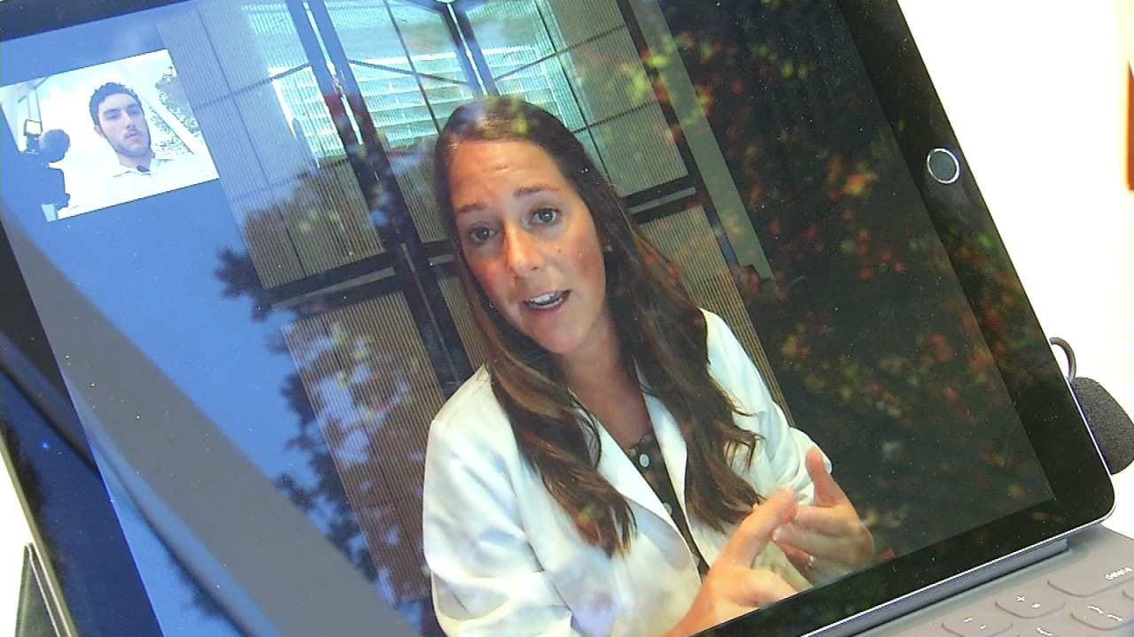 Online Doctor Visits Now Reality In Tulsa