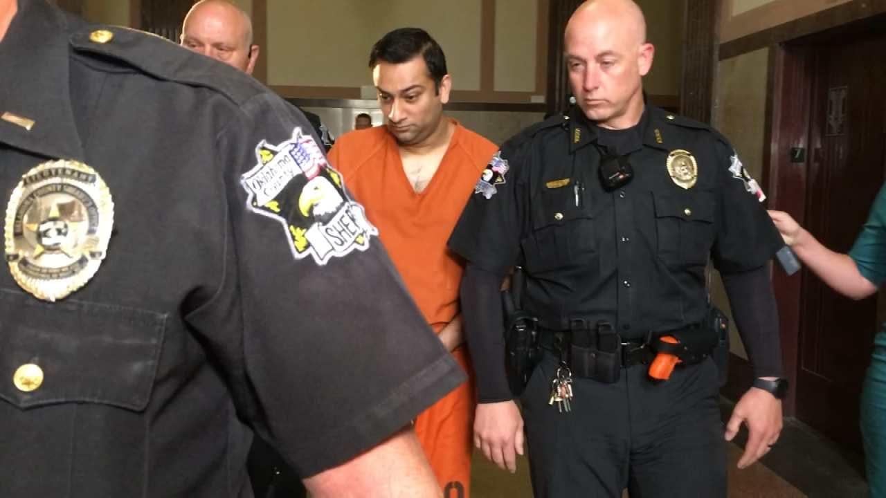 State Board Suspends License Of Tulsa Dentist, Murder Suspect