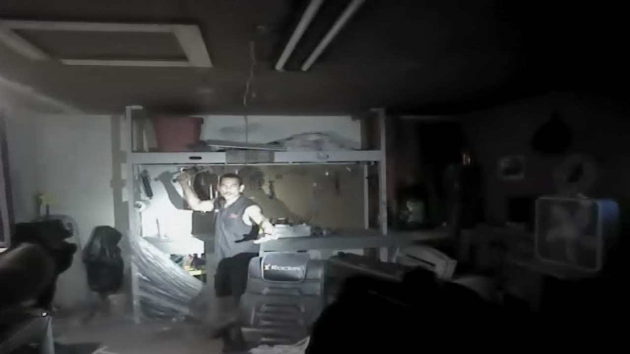 Tahlequah Police Release Footage Of Fatal Officer-Involved Shooting