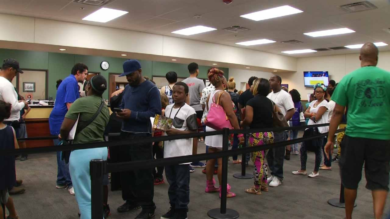 TPS Plans To Process Enrollment Applications Through Weekend
