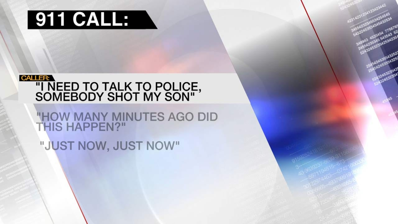 Tulsa Police Release 911 Calls From Fatal Shooting
