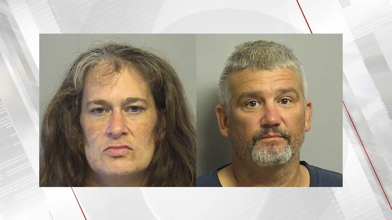 Broken Arrow Police Arrest Arkansas Couple For Drugs