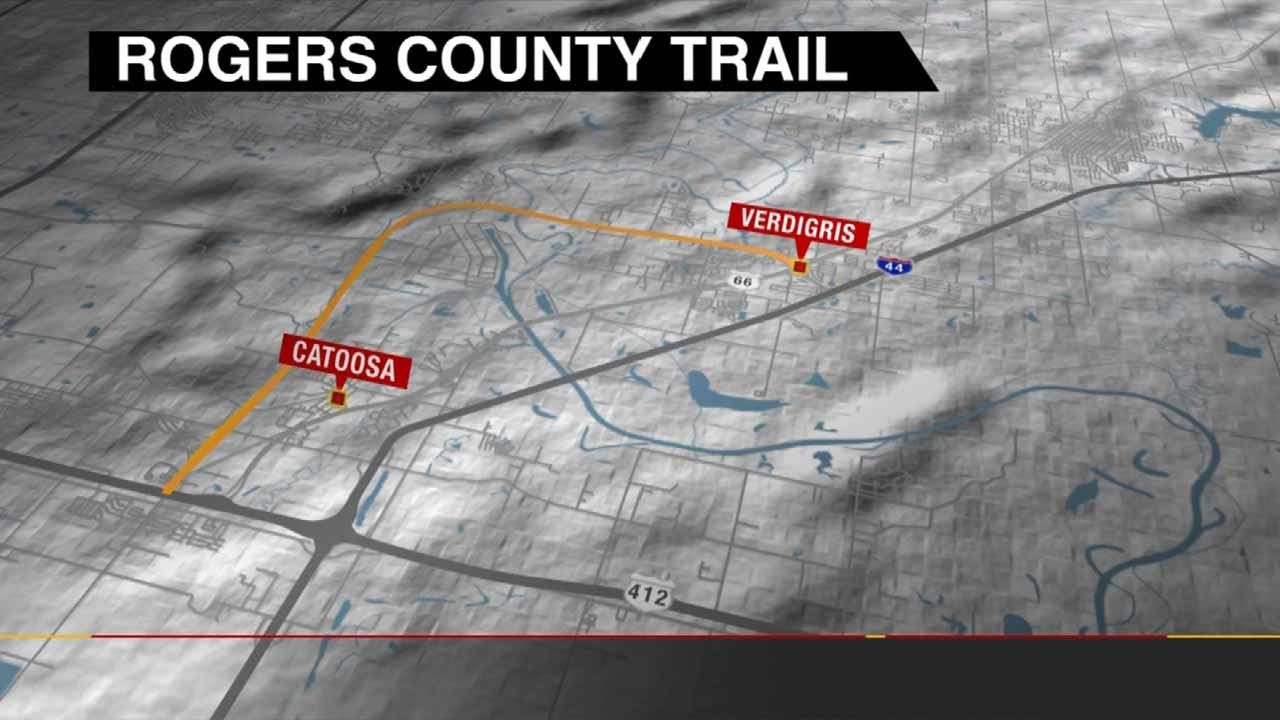 Rogers County Cyclists Excited For First Trail System