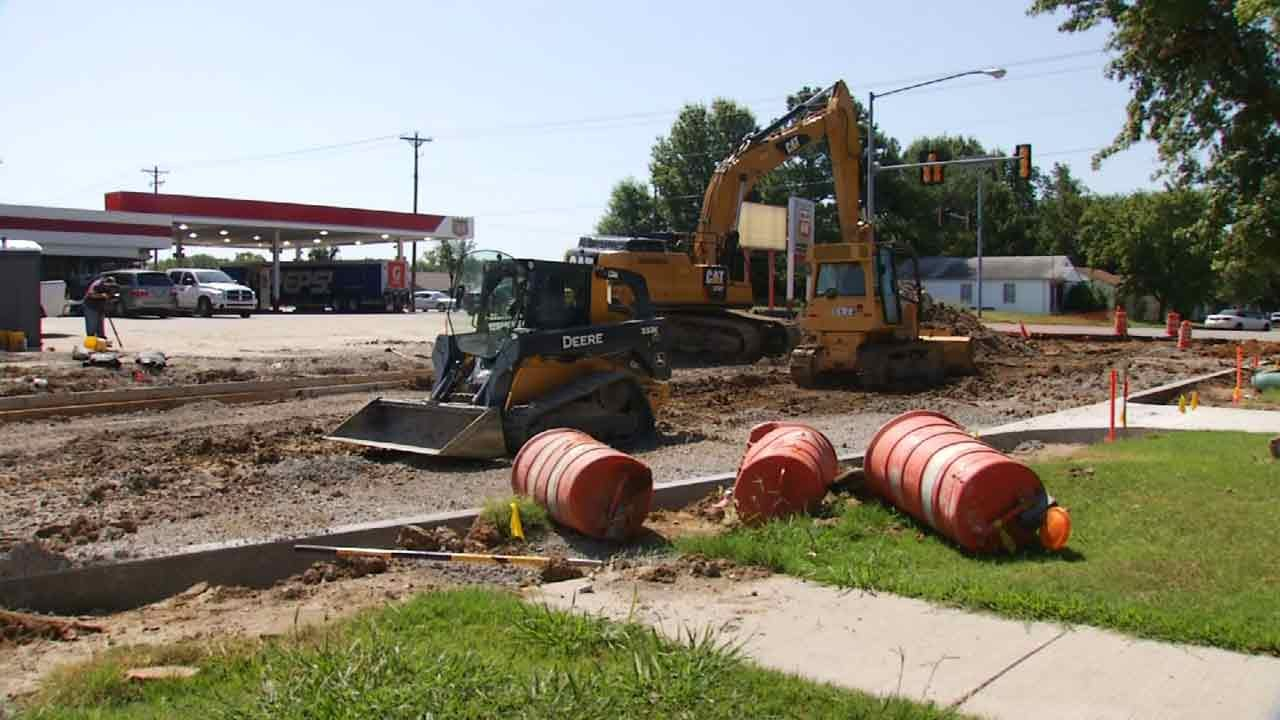 Sapulpa Neighbor Expresses Frustration With Construction Project