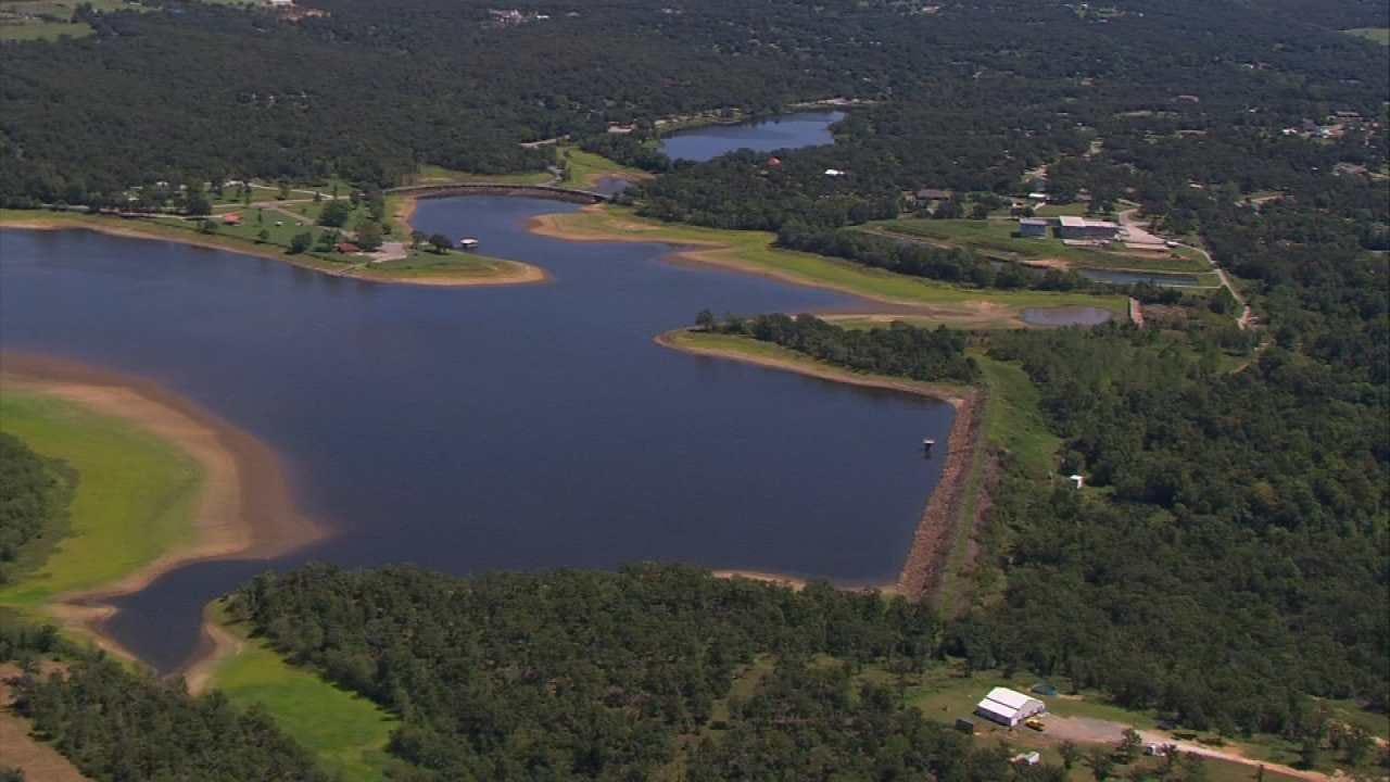Work To Resume Soon On Sahoma Lake Dam Improvements