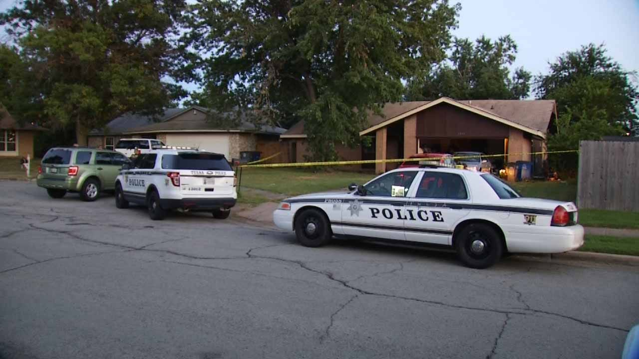 Police Investigating Double Murder At Tulsa Home