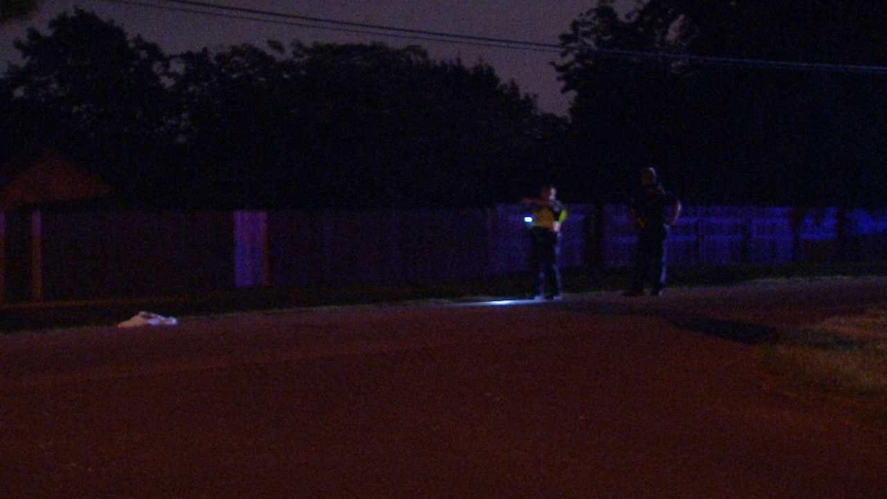 Juvenile Critical After Tulsa Hit And Run Crash