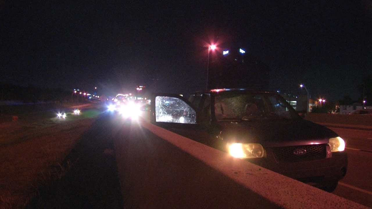 OHP Releases Name Of Man Killed Walking Along I-44 Saturday
